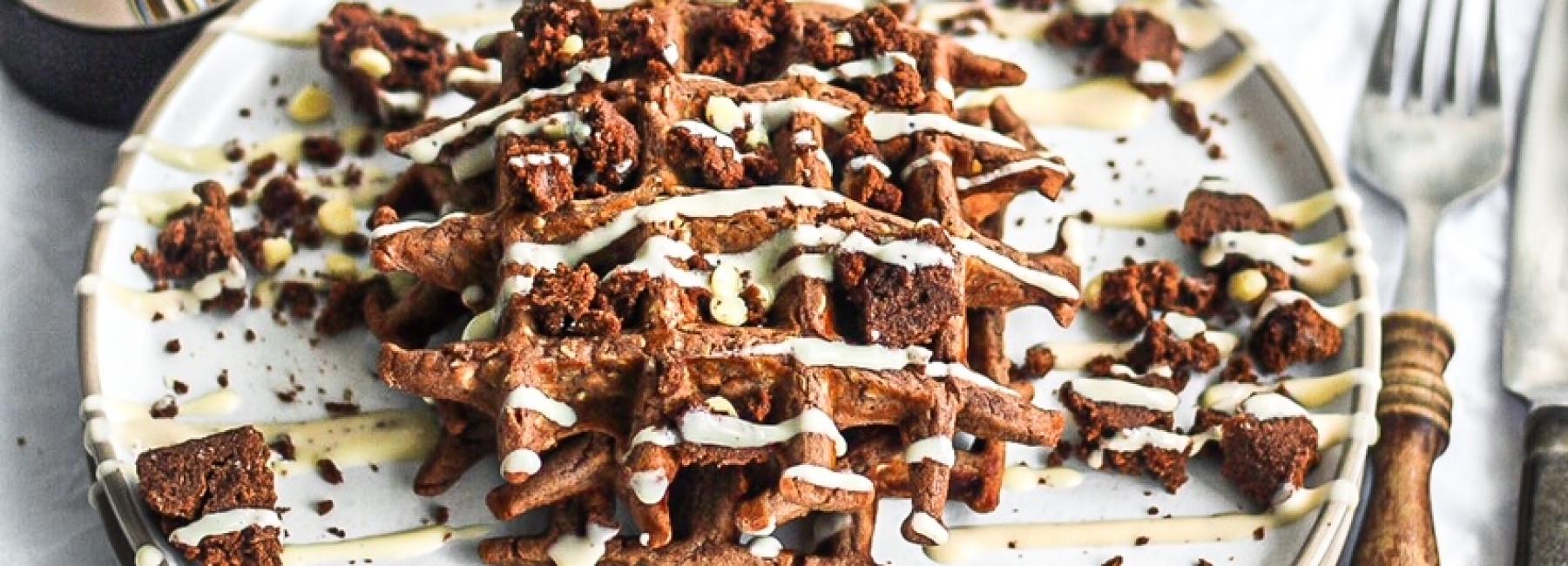 Haver choco wafels